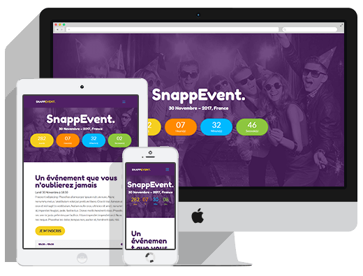 Site-SnappEvent